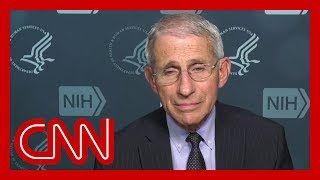 Dr. Fauci: Trump 'got it right away' when he saw new coronavirus data