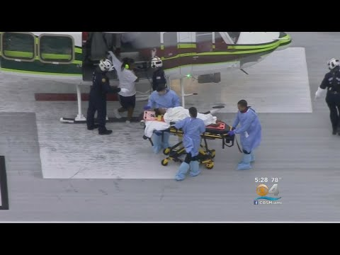 Two Young Siblings Improving After Being Shot Outside Florida City Home