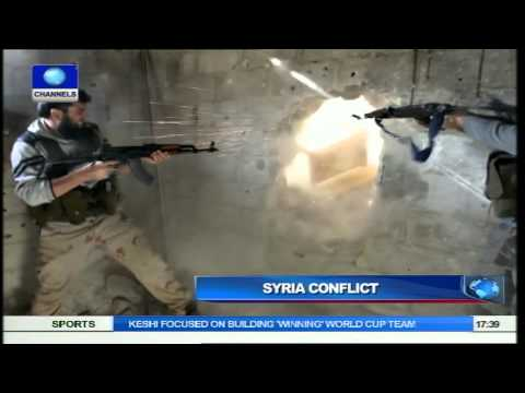 The World Today: Syria Conflict: First Briton Convicted Of Terror Offences 20/05/14