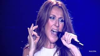 Celine Dion Antwerp 21-11-13 - Where Does My Heart Beat Now