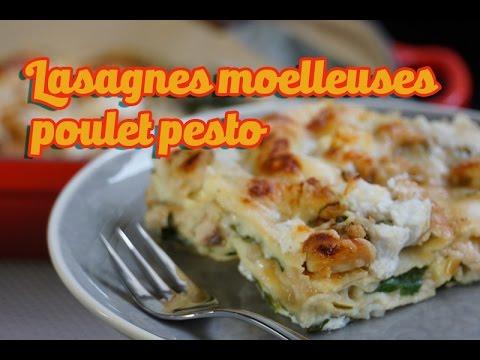 recette-facile-des-lasagnes-moelleuses-poulet-ricotta-pesto