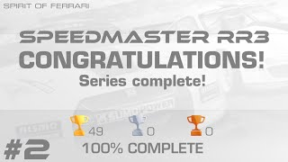 Real Racing 3 - 100% Spirit Of Ferrari Complete PR 60.0 RR3