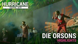 Die Orsons - Hurricane Festival 2019 (Highlights)