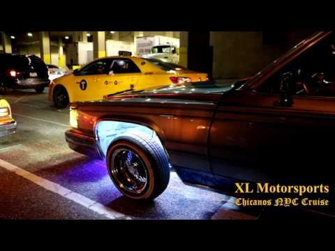 New York City Lowrider Cruise 2017 / XL Motorsports