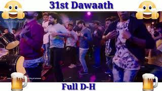 Dawaath Ra dawaath 31st dawaath song status video