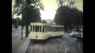 1973 - tramways de  Bruxelles