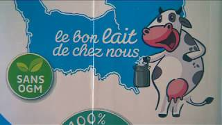 """Un lait """"100% normand"""" débarque dans les magasins normands"""