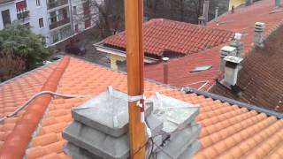 Homemade antenna 27 mhz 11 meters