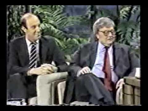 Siskel & Ebert interview, Part 1 of 2