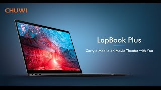 A Day With CHUWI LapBook Plus - Once You Go 4K HDR, You Can Not Go Back
