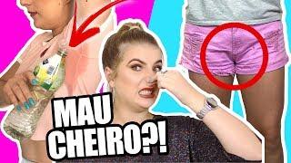7 Truques para ACABAR com o MAU CHEIRO!!! #2