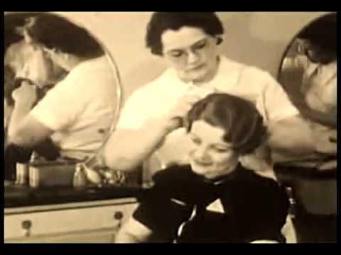 The 1930s Beauty Salon