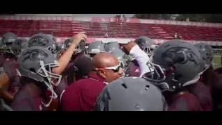 VUU vs Newberry Football (2016) Highlights