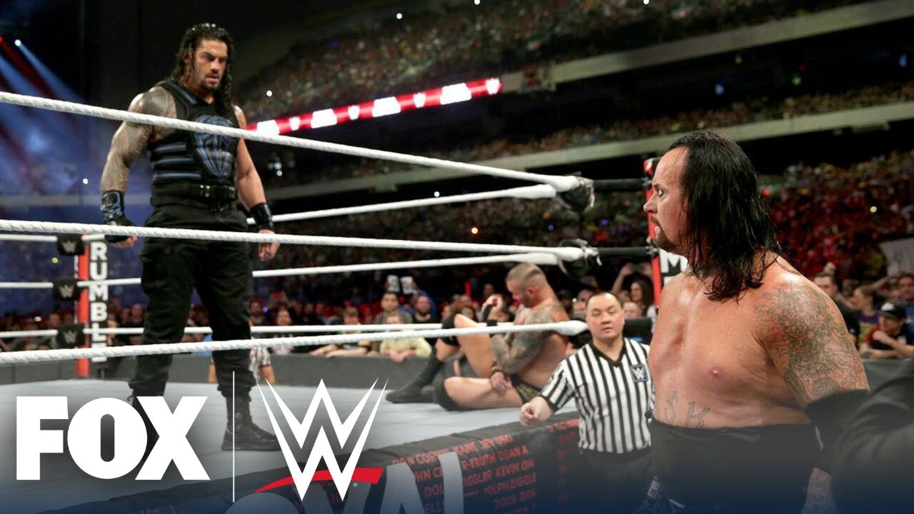 Relive the 2017 Royal Rumble Match | WWE ON FOX