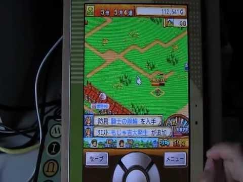 [Kairosoft Android] Dungeon Village gameplay (JP)