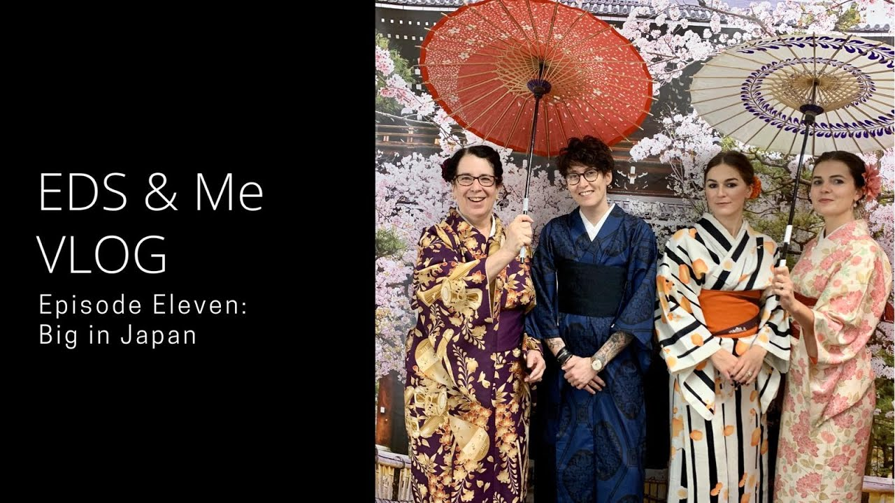 EDS & Me VLOG - Episode Eleven: Big in Japan!