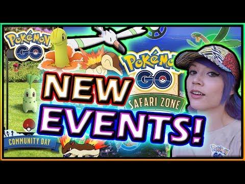 NEW SHINY EVENTS COMING TO POKEMON GO! thumbnail