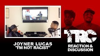 Joyner Lucas - Im Not Racist Reaction