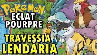 Pokémon Eclat Pourpre (Detonado - Parte 20) - Travessia Lendária!