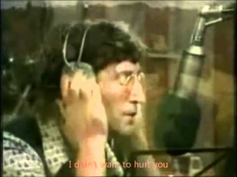 Fight between songs by John Lennon and Paul McCartney