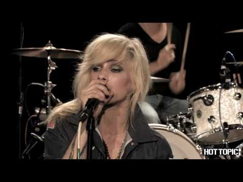 Hot Sessions: The Sounds