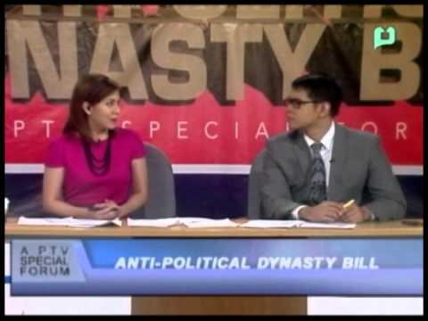 Anti political dynasty essay help
