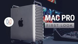 Mac Pro First Look: Starts at $6000