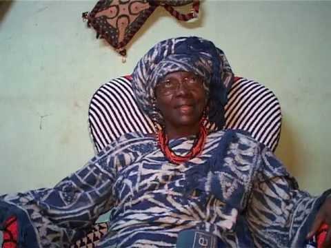 "La Reine Mère Tikar Youwet II ""Maloune Alima Francioli"" | Mbankim, Cameroun"