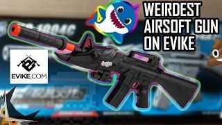 I Found the WEIRDEST Airsoft Gun on Evike