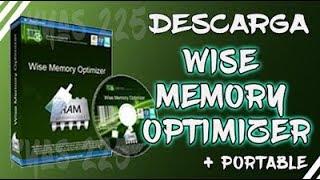 optimiza tu memoria ram con Wise memory optimizer PRO Descarga