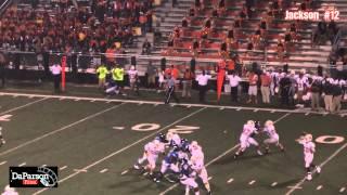 2013 - La Porte Bulldogs - #12 - Jordan Jackson 2013 Season Highlights - Quarterback