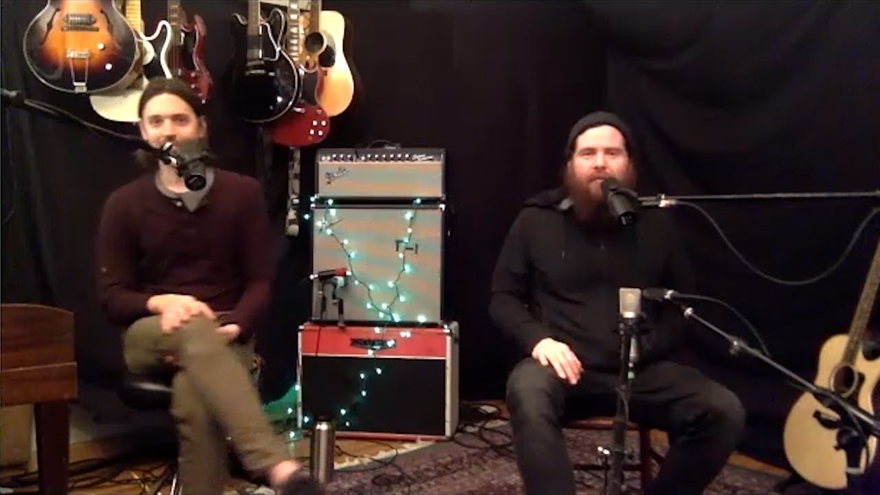 Manchester Orchestra - 'The Full Session'   90.9 The Bridge