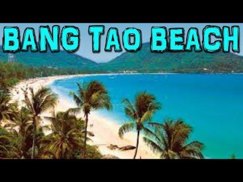 Bang Tao Beach Phuket Thailand 4K