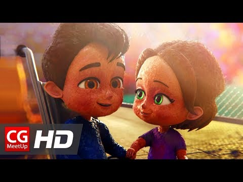 **Award Winning** CGI Animated Short Film: Ian by Fundacion Ian | CGMeetup