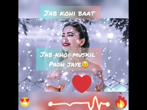 new-hindi-song-2019-(jab-koi-bat)hindi-romantic//jab-koi-baath//new-song