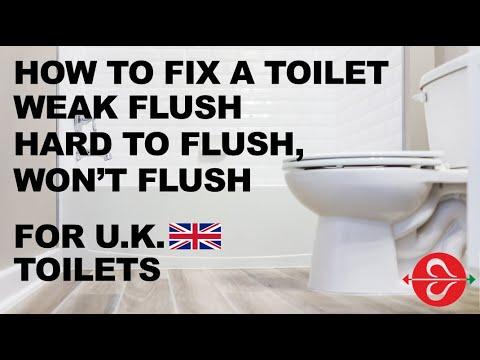 "2 X Flushing Problems Fix It Toilet//Loo Cistern Syphon//Siphon Repair 5/"""