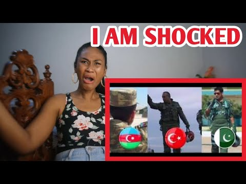 Azerbaijan - Pakistan - Turkish Armed Forces - One Nation State 3! | Reaction