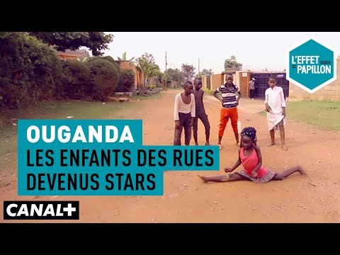 Ghetto Kids en Ouganda : les enfants des rues devenus stars