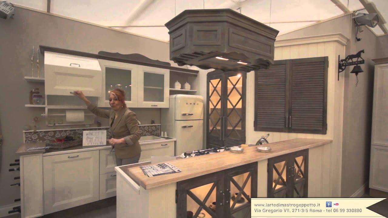 Le emozioni nei dettagli dello stile provenzale youtube for Arredamento cucina roma