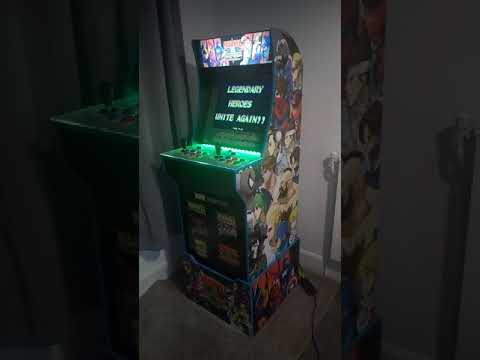 Marvel Vs Capcom Arcade1up from lee gray