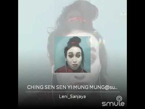 Wonge Salbut Rupone Mawut🤣🤣 Ching Sen Sen Yi Mung Mung_Cover_Leni Sanjaya