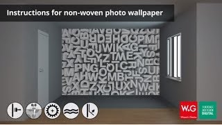 How to Install Ideal Décor Non-Woven Murals