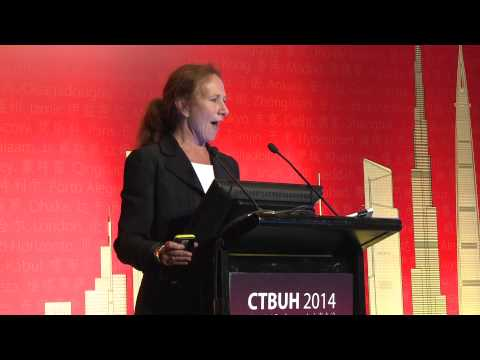 "CTBUH 2014 Shanghai Conference - Susanna See, ""Sustainability With a View"""
