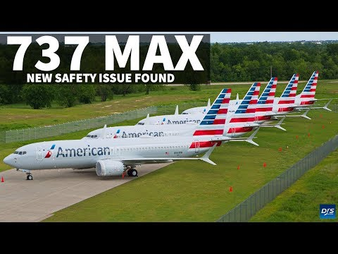 New 737 MAX Safety Issue Found
