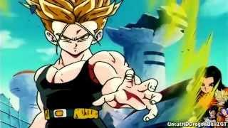 Video Dragon Ball Z - Future Trunks vs Future Androids 17 and 18 2013 download MP3, 3GP, MP4, WEBM, AVI, FLV Oktober 2018