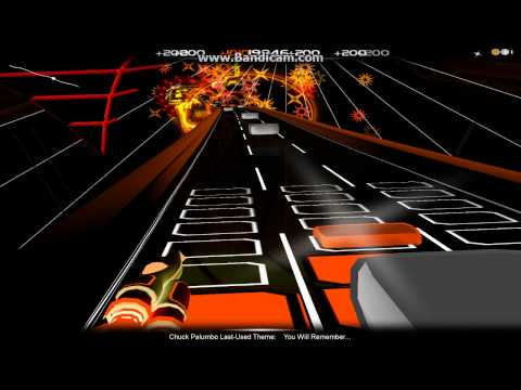 Audiosurf #11 - You will Remember Me/Chuck Palumbo Theme Song 2009