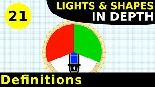 Rule 21: Definitions | Lights & Shapes In Depth