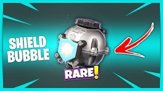NEW BUBBLE SHIELD ITEM COMING TO FORTNITE | PROTECTIVE SHIELD DOME LEAKED SEASON 10 UPDATE V10.20