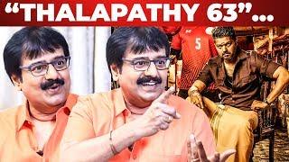 "Baixar ""நானும் விஜய் சாரும் சேர்ந்து""...  Actor Vivek Reveals | Thalapathy 63 | ThalapathyVijay | Atlee"