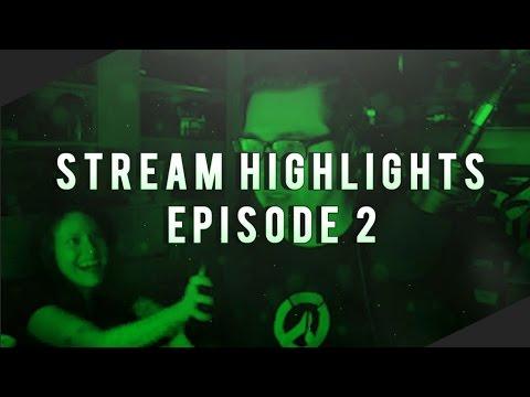 TK Stream Highlights EP.2 - JUMPSCARES